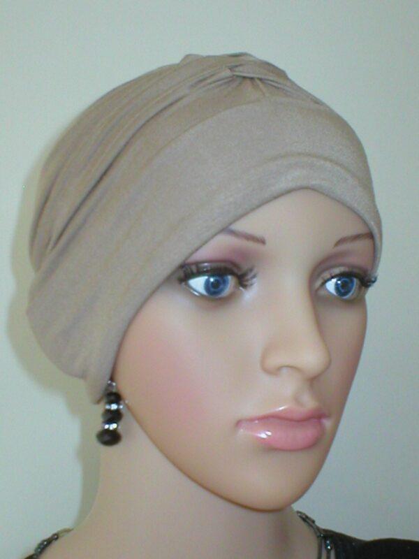 winter chemo turban