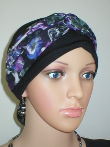 Elegance chemo headwear collection