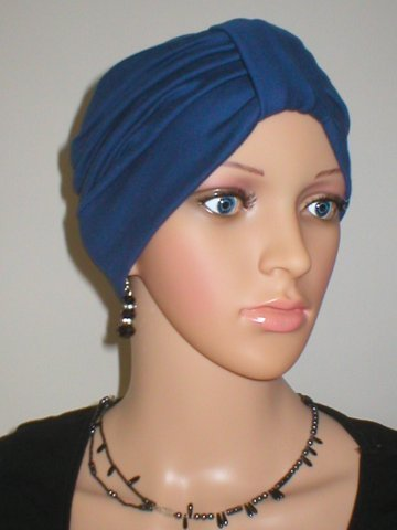 Cotton chemo headwear collection
