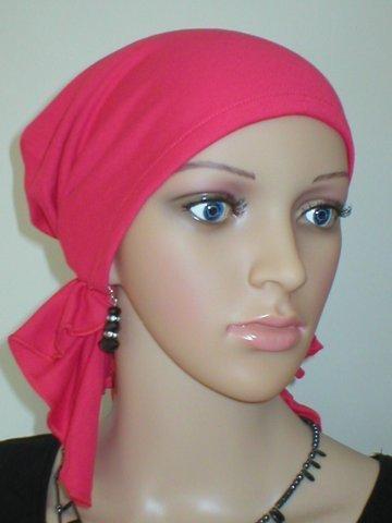 pre tied chemo scarves